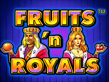 Играть в казино Вулкан Чемпион в автомат Fruits and Royals